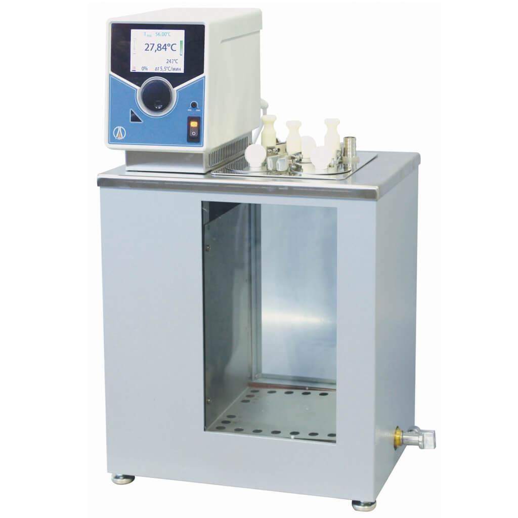 LOIP LT-910, Ultra precise baths for kinematic viscosity ...